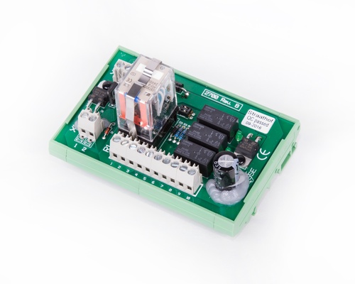 Power supply circuit board – small